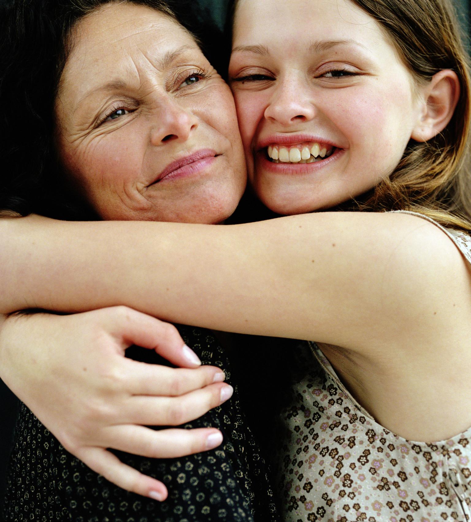 С мамой по взрослому 10 фотография